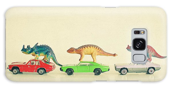 Dinosaurs Ride Cars Galaxy Case
