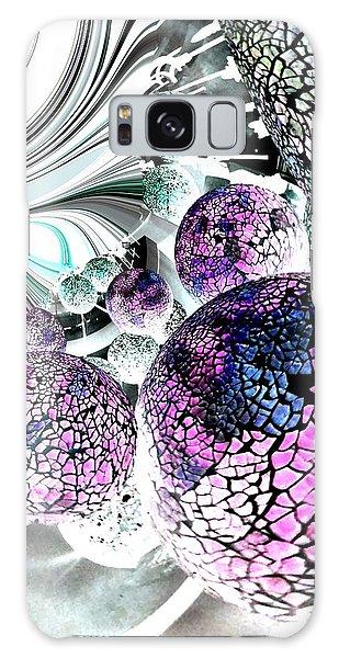 Disco 2 Galaxy Case by Nico Bielow