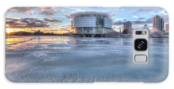 Discovery World On Ice Galaxy Case