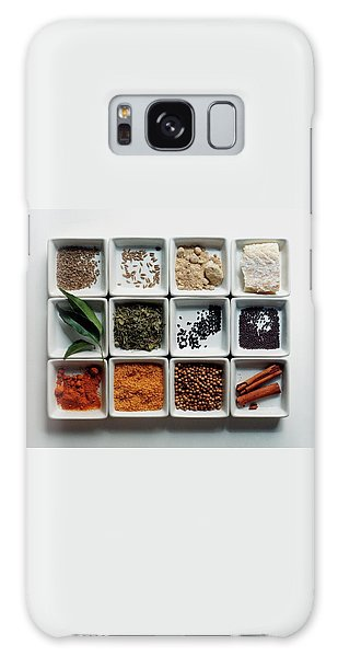 Dishes Of Spices Galaxy Case