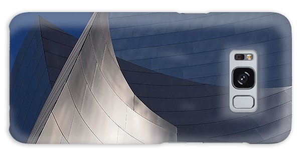 Walt Disney Concert Hall Galaxy Case - Disney Hall Abstract by Rona Black