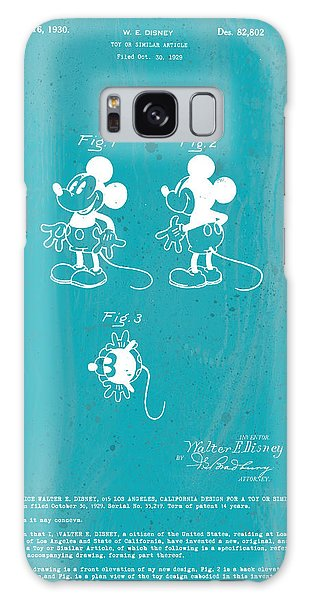 Disney Mickey Mouse Galaxy Case
