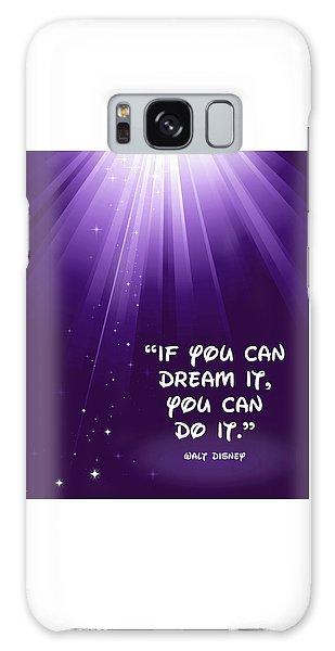 Disney's Dream It Galaxy Case