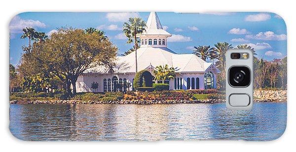 Disney's Wedding Pavilion Galaxy Case