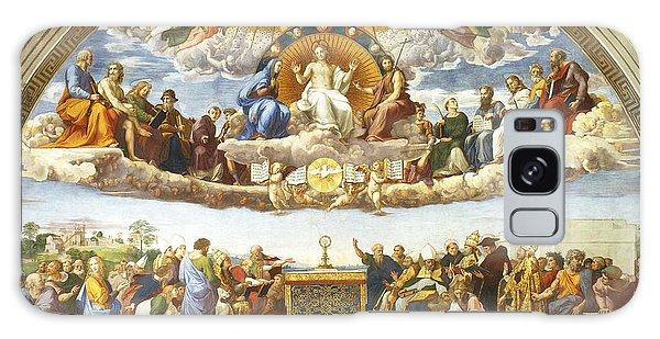 Disputation Of Holy Sacrament. Galaxy Case