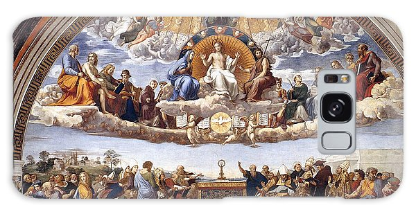 Disputation Of The Eucharist  Galaxy Case