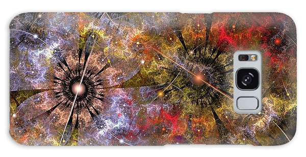 Distant Cosmos Galaxy Case