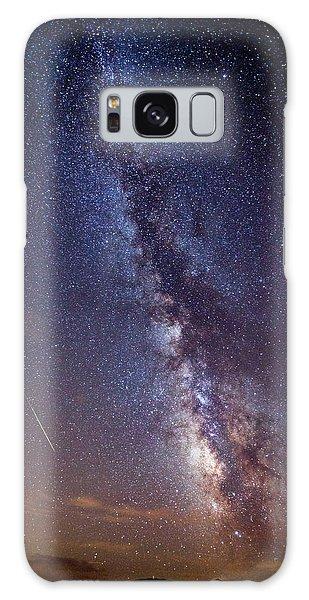 Distant Visitors Galaxy Case