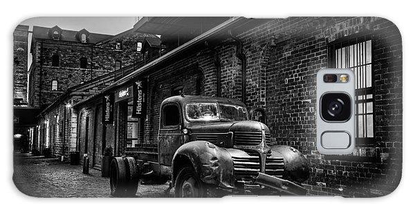 Distillery District Toronto Mono Galaxy Case