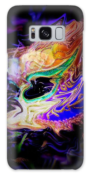 Distorted Tears Galaxy Case