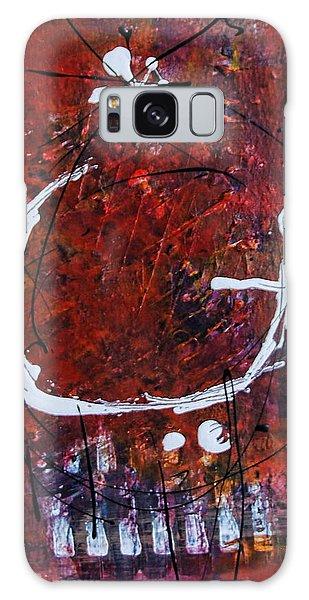 Divertimento No.1 Galaxy Case by Alexandra Jordankova