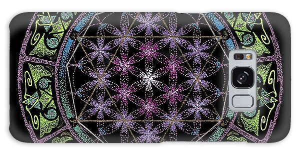 Divine Feminine Energy Galaxy Case
