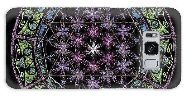 Divine Feminine Energy Galaxy Case by Keiko Katsuta