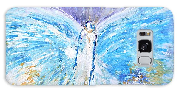 Healing Angel Apparition Of Angels Galaxy Case