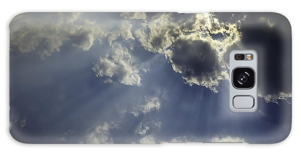 Divine Light Galaxy Case