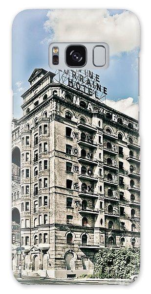 Divine Lorraine Hotel Galaxy Case