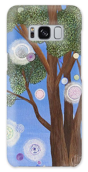 Divine Possibilities Galaxy Case by Cheryl Bailey