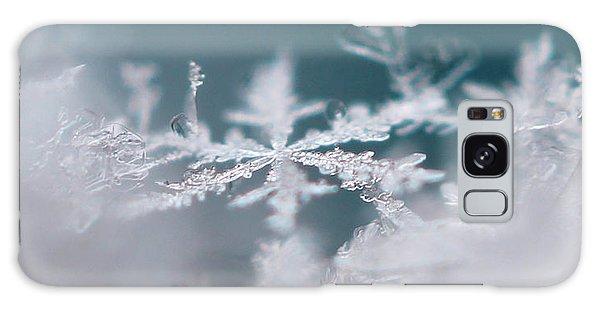 Divine Snowflake Galaxy Case