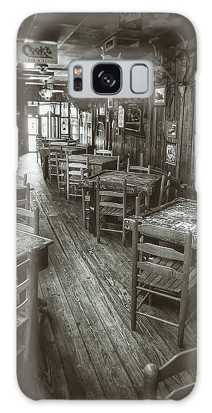 Dixie Chicken Interior Galaxy Case by Scott Norris
