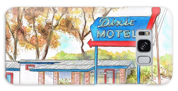 Dixie Motel In Hilliard - Florida Galaxy Case by Carlos G Groppa