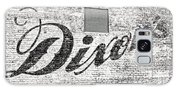Dixon's Wall Sign Galaxy Case by Andy Crawford