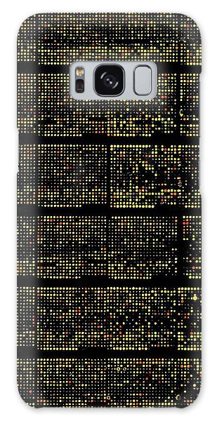No-one Galaxy Case - Dna Microarrays by National Human Genome Institute