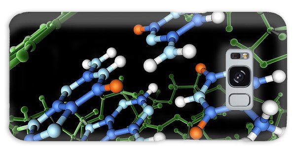 Molecular Biology Galaxy Case - Dna Nucleotides by Sci-comm Studios
