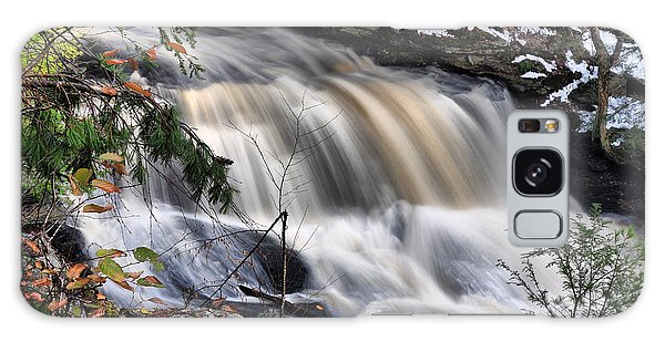 Doane's Lower Falls In Central Mass. Galaxy Case