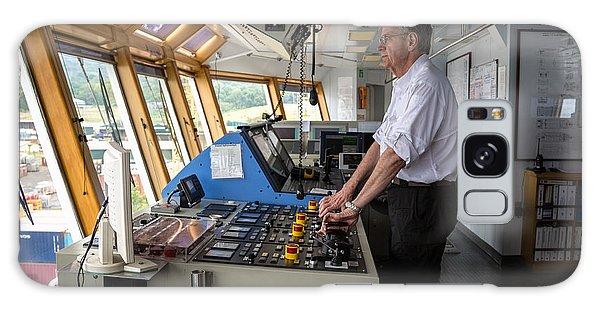Docking A Z-drive Ship Galaxy Case