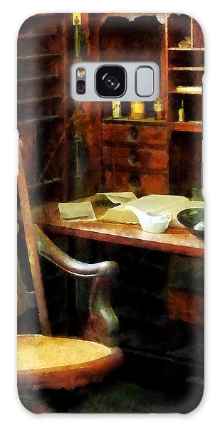 Doctor - Doctor's Office Galaxy Case by Susan Savad
