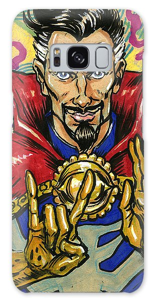 Doctor Strange Galaxy Case by John Ashton Golden