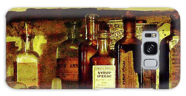 Doctor - Syrup Of Ipecac Galaxy Case