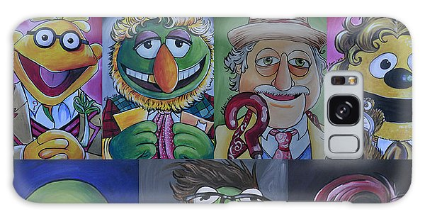 The Eagles Galaxy Case - Doctor Who Muppet Mash-up by Lisa Leeman