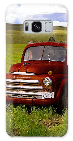 Dodge - Best Years Remembered Galaxy Case by Kathy Bassett