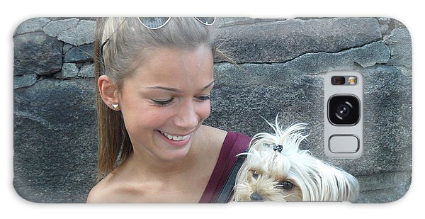 Dog And True Friendship 4 Galaxy Case