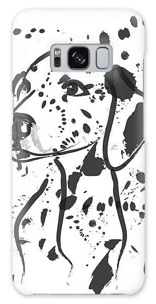 Dog Spot Galaxy Case