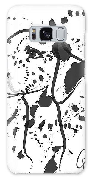 Dog Spot Galaxy Case by Go Van Kampen