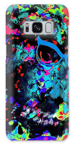 Doggie Vision Galaxy Case