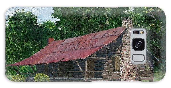Dogtrot House In Louisiana Galaxy Case by Lenora  De Lude