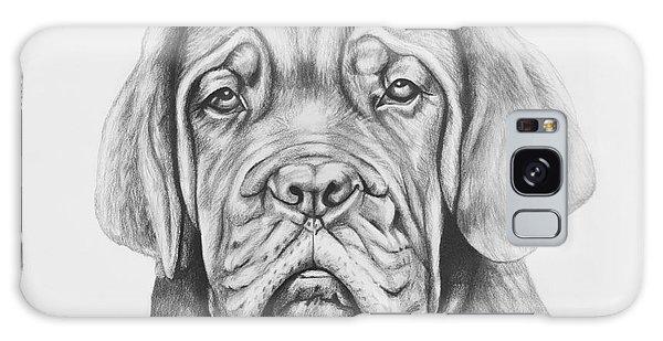 Dogue De Bordeaux Dog Galaxy Case
