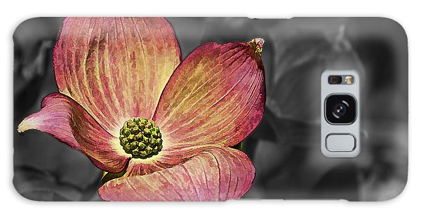 Dogwood Bloom Galaxy Case