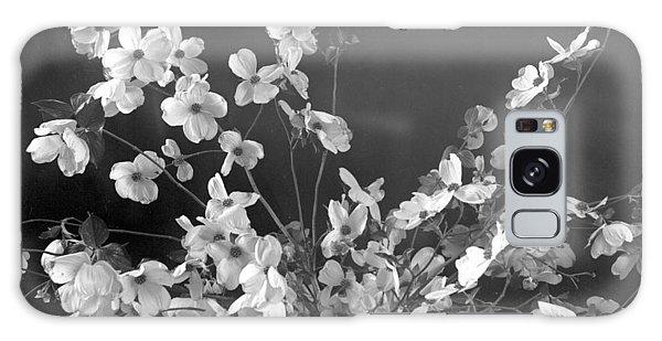 Dogwood Blossom Galaxy Case