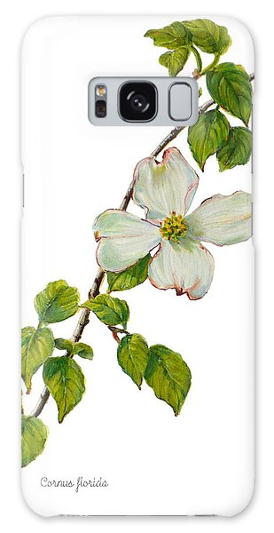 Dogwood - Cornus Florida Galaxy Case