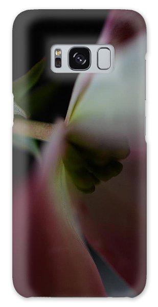Dogwood Flower Galaxy Case
