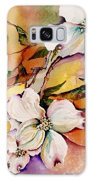 Bush Galaxy Case - Dogwood In Spring Colors by Lil Taylor