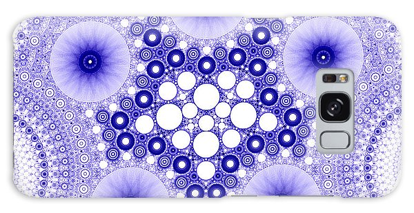 Doily 3 Galaxy Case