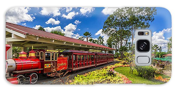 Dole Plantation Train 3 To 1 Aspect Ratio Galaxy Case