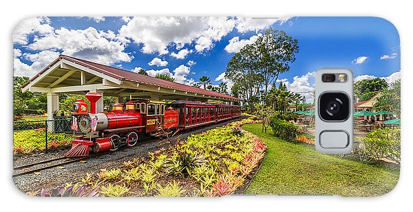Dole Plantation Train Galaxy Case
