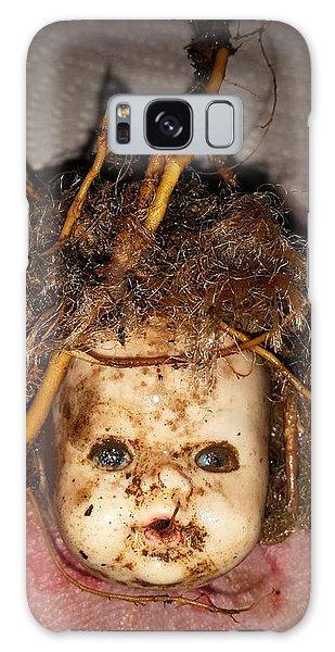 Doll Head Galaxy Case