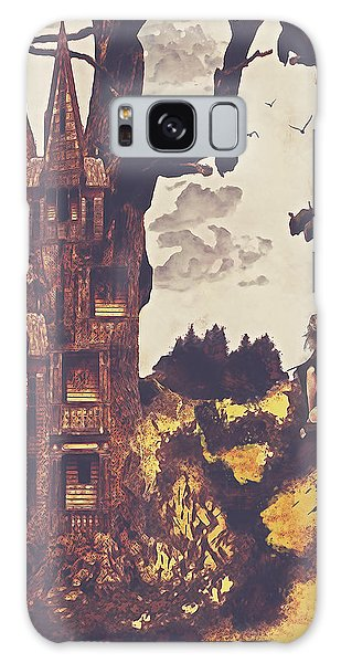 Dollhouse Forest Fantasy Galaxy Case